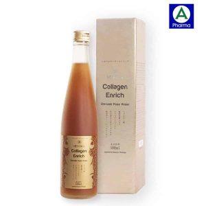 Collagen hương hồng Damask 500ml/ 1 chai – Giữ gìn thanh xuân phái đẹp