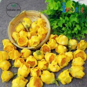 Trà hoa vàng (Kim hoa trà – trà trường thọ)