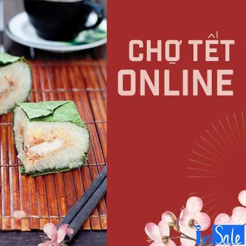 Chợ Tết Việt